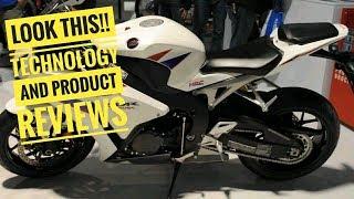 3. The Best of 2012 Honda CBR1000RR Fireblade First Ride Review
