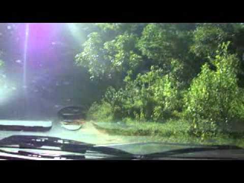Descendo a serra de Santa Maria do Suaçui MG