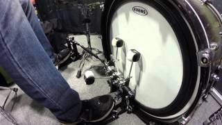 Download Lagu NAMM 2016 - Duallist's TRIPLE Bass Drum Pedal | GEAR GODS Mp3