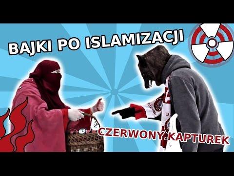 Bajki po islamizacji – Czerwony Kapturek