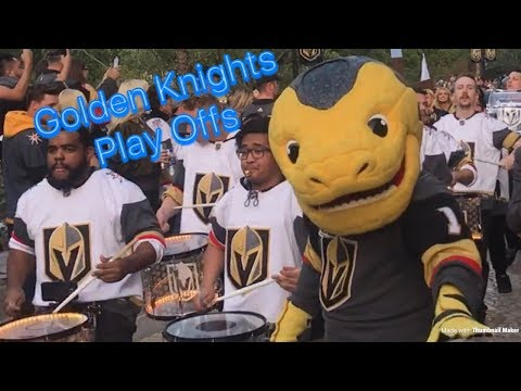 Golden Knights NHL Playoffs
