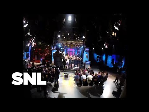 SNL Backstage: Studio 8H Time-Lapse