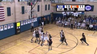 Boys Basketball Tops Walpole 50-42