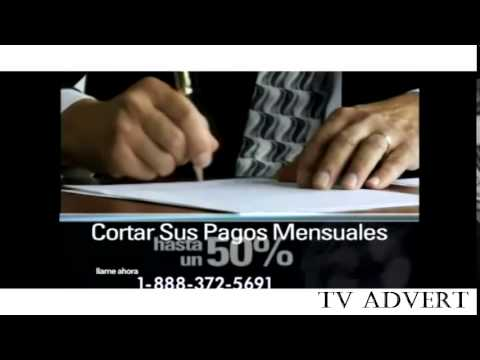 Consolidated Credit Counseling Services TV Commercial Spanish