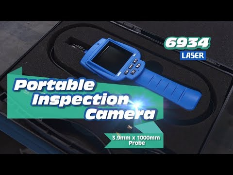 Portable Inspection Camera