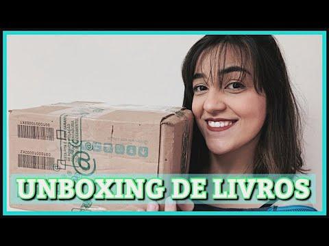 UNBOXING DE LIVROS - Livros na promoção na Americanas!
