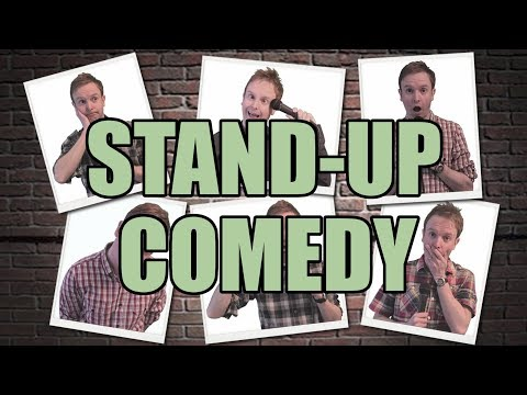 It's Stand-up Comedy Night!