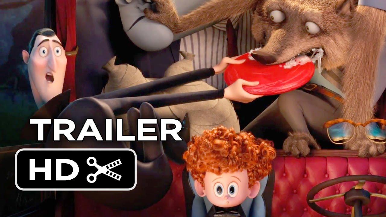 Hotel Transylvania 2 Official Trailer #1 (2015) – Animated Sequel HD #Estrenos #Trailers
