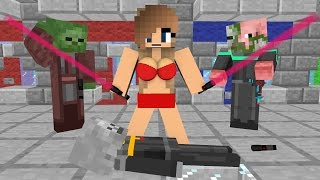 Top 5 Monster School - Minecraft Animation