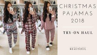Christmas Pajamas 2018