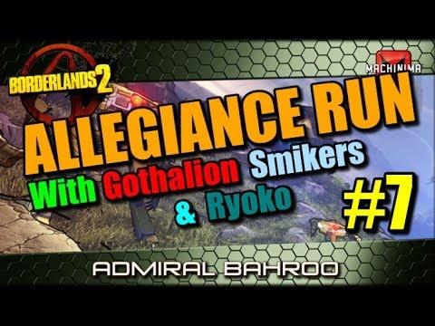 Borderlands 2 Allegiance Playthrough Episode 7