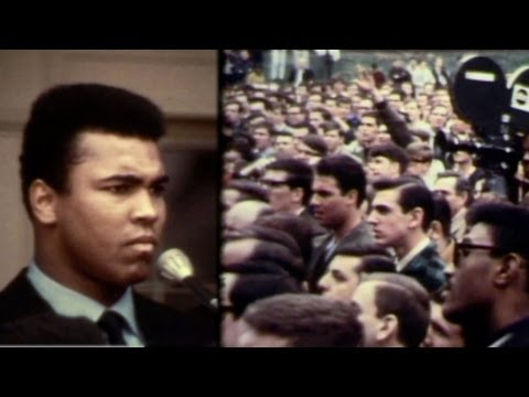 """""""The Trials of Muhammad Ali"""": Boxing Champ's Refusal to Serve in Vietnam Was The Fight of His Life"""