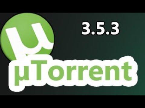 uTorrent 3.5.3 PRO 2018 + activation 100% working