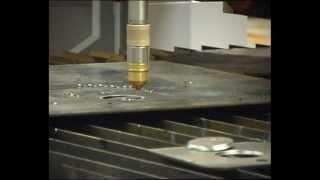 DURMA PL 30120 Plasma Cutting Machine