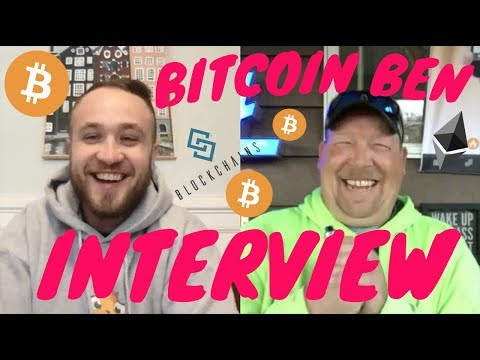 THE WORLD'S FIRST BLOCKCHAIN CITY WITH BITCOIN BEN [PART 1]