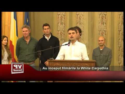 Au inceput filmarile la White Carpathia