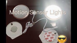 Lakasara Motion sensor lights