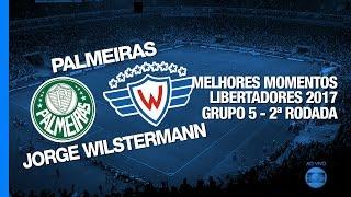 Siga - http://twitter.com/sovideoemhd Curta - http://facebook.com/sovideoemhd CONMEBOL LIBERTADORES BRIDGESTONE 2017 Grupo 5 - 2ª Rodada Allianz ...