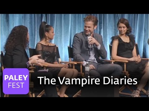 Originals - Purchase full-length Paley Center DVD of this event here: http://amzn.to/YRnMN4. Also on amazon instant video. Cast member Ian Somerhalder (Damon Salvatore) ...