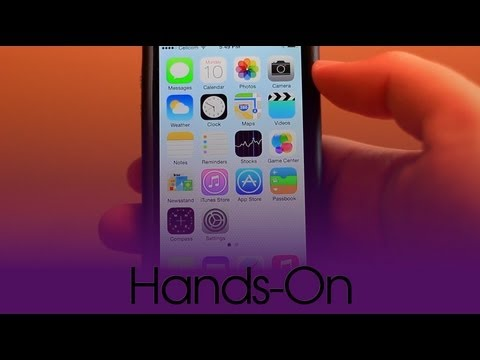 Apple Introduces iOS 7: Biggest Change Since The ...
