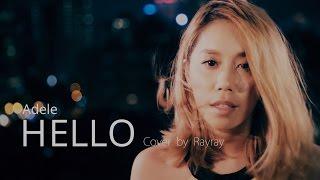 Adele《Hello》Cover by RayRay 劉軒蓁 %e4%b8%ad%e5%9c%8b%e9%9f%b3%e6%a8%82%e8%a6%96%e9%a0%bb