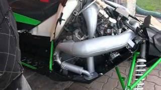 6. Sno Pro Speedwerx Pump Fuel