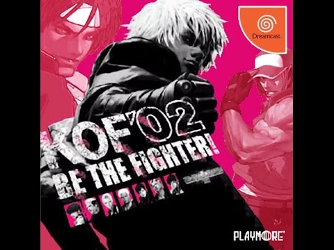 the king of fighters 2002 rom dreamcast