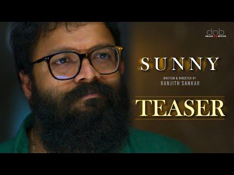 Sunny Official Teaser | Jayasurya | Ranjith Sankar | Dreams N Beyond