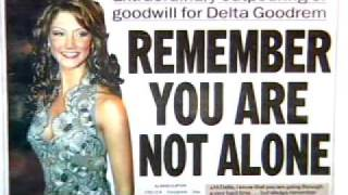 Delta Goodrem Talks About Her Cancer