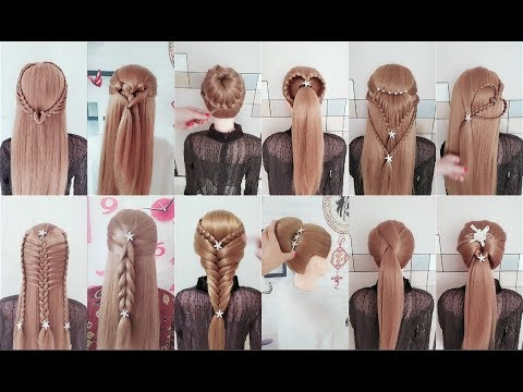 Short hair styles - 25 Amazing Hair Transformations  Beautiful Hairstyles Tutorials  Best Hairstyles for Girls #20