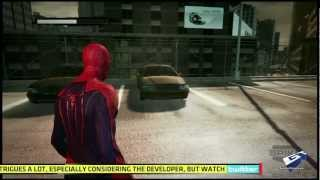 The Amazing Spider-Man - E3 2012: All Access Interview