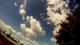 Time Lapse Nubes Go Pro 960