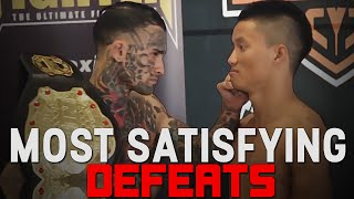 Video Most Satisfying Defeats In MMA MP3, 3GP, MP4, WEBM, AVI, FLV September 2019