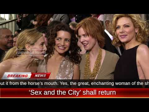 'Sex and the City' shall return without Kim Cattrall Here's what the actor has to say!