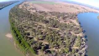 Rockhampton Australia  city pictures gallery : Over The Fitztroy River in Rockhampton Australia