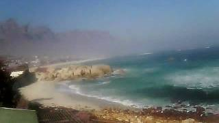 Timelapse Video - Glen Beach & Camps Bay - 06/08/2010