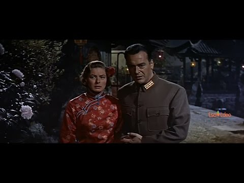 The Inn Of The Sixth Happiness (1958 Trailer,  Ingrid Bergman, HD 24p)