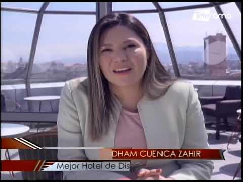 Tryp by Wyndham Cuenca Zahir mejor hotel de diseño de innovación
