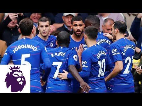 Video: Loftus-Cheek finds goal to double Chelsea's lead   Premier League   NBC Sports