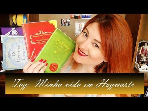 Tag:  Minha vida em Hogwarts