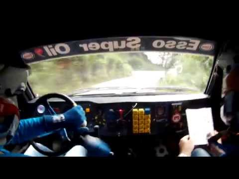 Lancia Delta S4 Barcarola onboard GoPro HD Hero