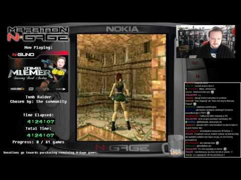 Maraton N-Gage -- Tomb Raider cz. 3