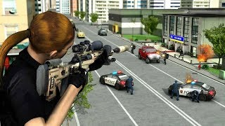 With Street Bank Robbery 3D Game let's fancy the foremost wonderful and hottest sniping game of 2017. Get ready to snipe during this bank theft mission. Outlaw are able to rob the bank. Be a commando and use your best piece skills. Aim your target fastidiously. Robbers can begin running on you initially shoot.Google Play link: https://play.google.com/store/apps/details?id=com.aag.street.bankrobbery.hellgame==========================================► SUBSCRIBE HERE:- https://goo.gl/dkAxut===========================================► FOLLOW ME ON TWITTER:- goo.gl/edgv25► LIKE US ON FACEBOOK:- goo.gl/IPs2wI► CONNECT US ON GOOGLE+:- goo.gl/MuKW3B============================================In Street Bank Robbery 3D Gameplay use slow move feature to prevent them running quick. Aim the robbers who wish to rob the bank. Be a brilliant hero and shoot all the criminals before they run away. Its sleek controls can assist you to focus on accurately. Don't be panic and use zoom button to shoot all the criminals smartly. Street Bank theft 3D is that the most thrilling FPS game. Its wonderful sharpshooter, SMG, wished and BOSS missions can provide you with a difficult thrill. Show no kindness for criminals and kill them along with your deadly piece skills. Street Bank Robbery 3D Game Features: • Different Thrilling Shooting Modes: sharpshooter, SMG, WANTED, BOSS MISSION.• Tons of Weapons and Missiles.• 3D Graphics and wonderful Sounds.• Exciting Sniping Missions.• Clever Enemies to focus on.• Interesting eventualities.Please Rate, Share and Comment too, really want to entertain all of you, so tell me what you want!Thank you guys for watching - DroidGameplaysTV