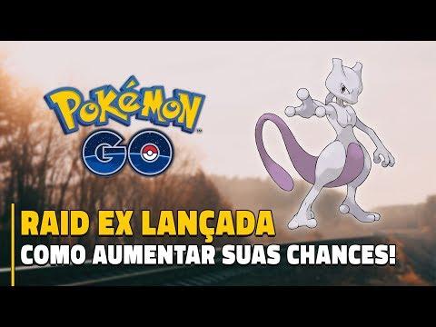 RAID EX LANÇADA! Entendendo o novo sistema! | Pokémon GO