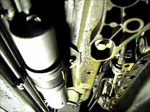 BMW e46 Fuel Filter Replacement.wmv