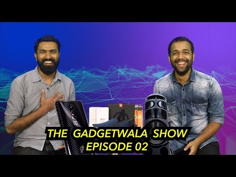 OnePlus 6 Review, Sony V81D, GDPR, New Crocs | #TheGadgetwalaShow Ep. 2