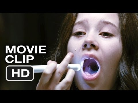 The Possession Movie CLIP - Open Mouth (2012) - Horror Movie HD Video