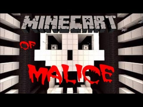 Minecart of Malice – Epic Minecraft Roller Coaster