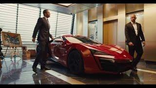 Nonton Fast & Furious 7 - Lykan Hyper Sport Film Subtitle Indonesia Streaming Movie Download