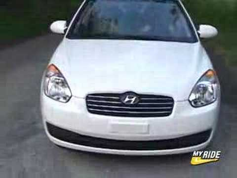 Review: 2006 Hyundai Accent